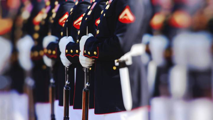 How the Marines Became the Most Oversexed Military Branch