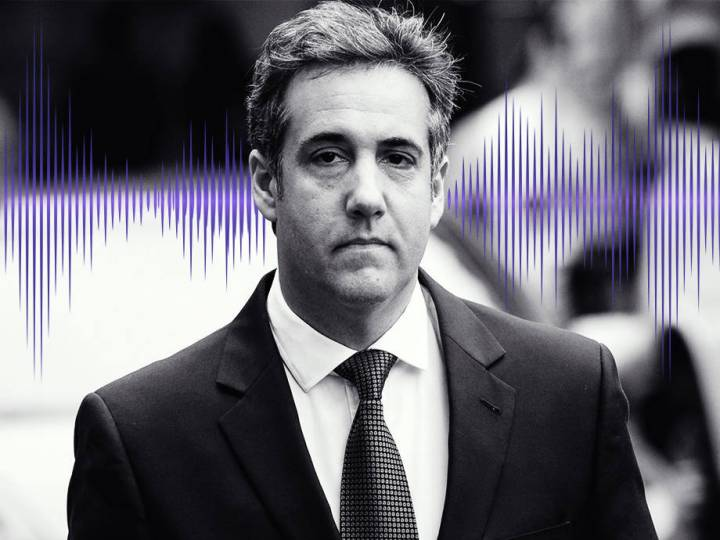 All the President's Men: On Cohen, Rouhani and Putin