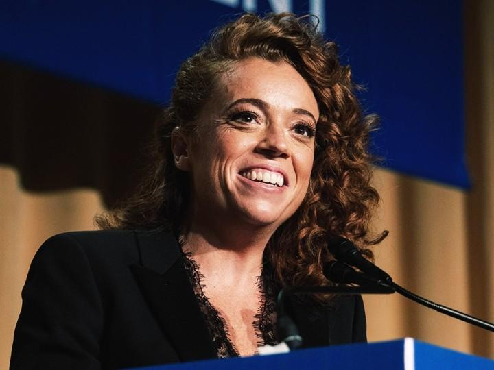Michelle Wolf Is Too Hot for Washington