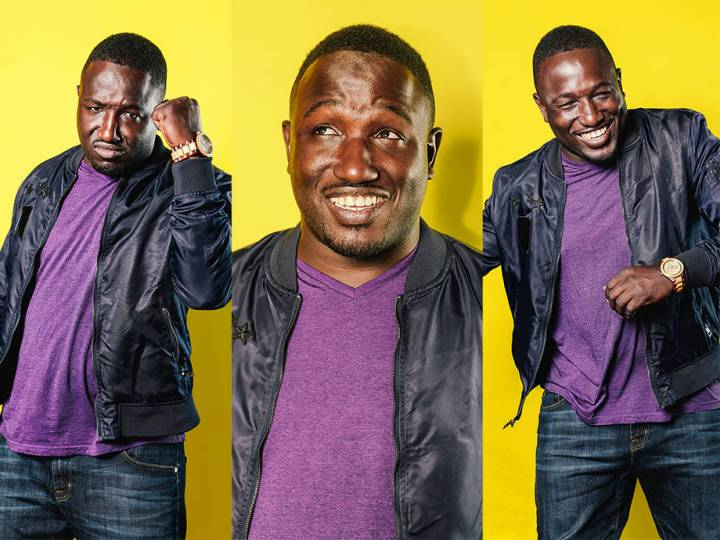 Hannibal Buress Offers a Glimpse Into His Mind—Tentacles Included