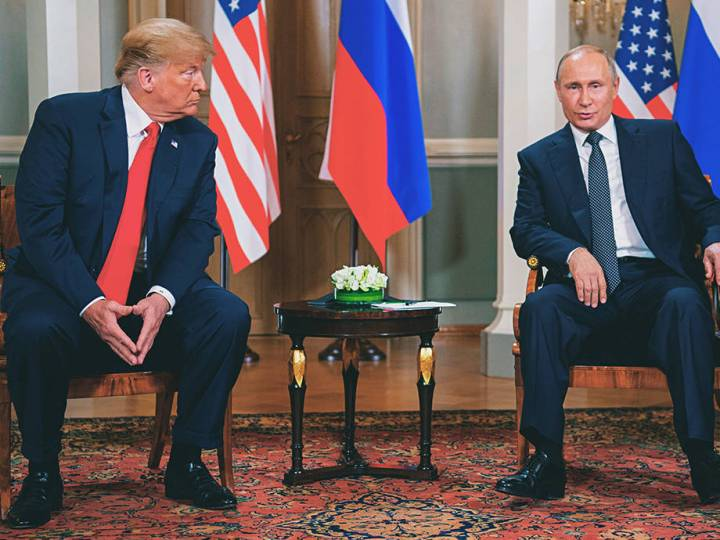 The President and the Puppet