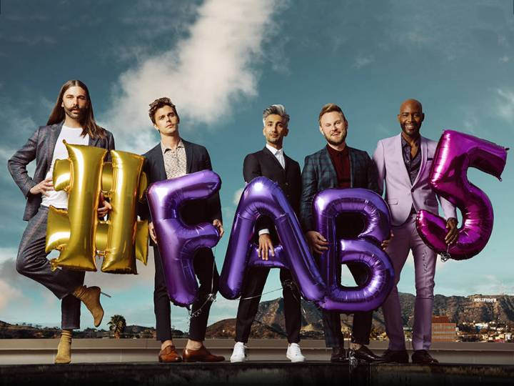 Does Queer Eye's