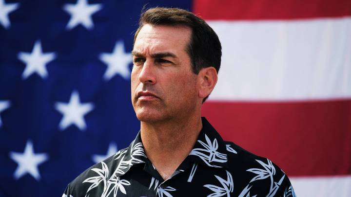 Rob Riggle Is Busy, So He's Only Gonna Say This Once