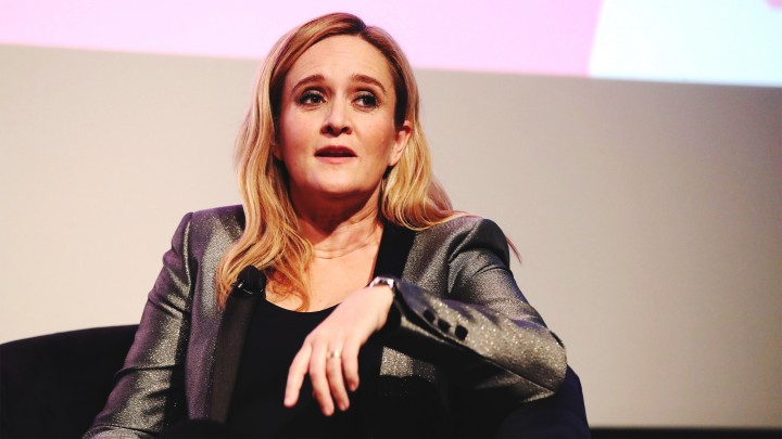 The Passion of Samantha Bee, Or Why the C-Word Isn't the Problem