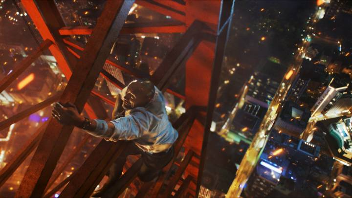 Dwayne Johnson's 'Skyscraper' Proves Why We All Want to Be Him