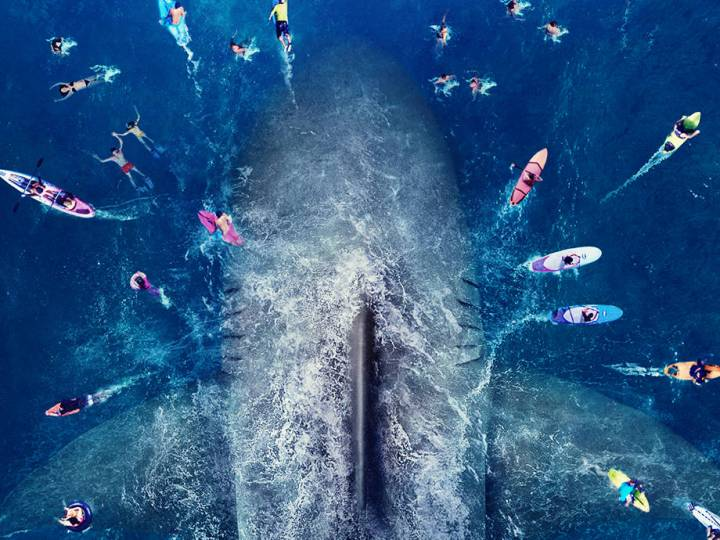 That Shark in 'The Meg' Is the Least of Our Concerns