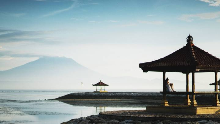 Trip in Bali, No Drugs Required
