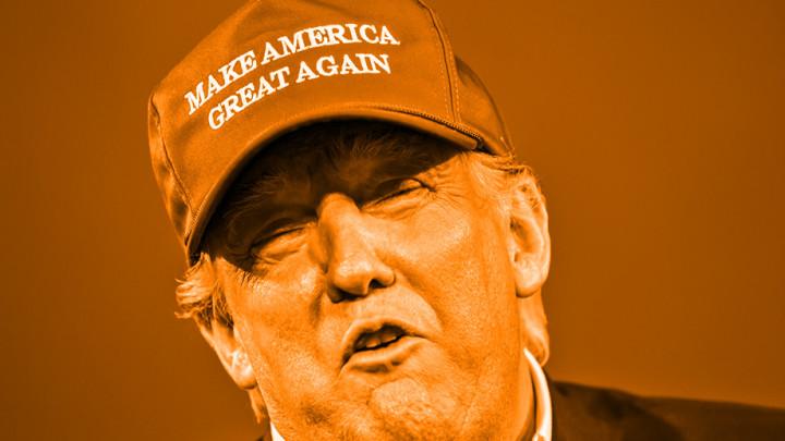 Comedian Laurie Kilmartin Rewrites Donald Trump's Stump Speech