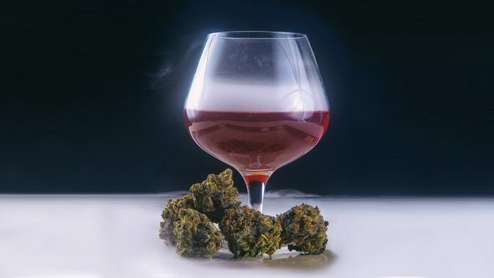 A Sommelier's Guide to Pairing Weed With Wine