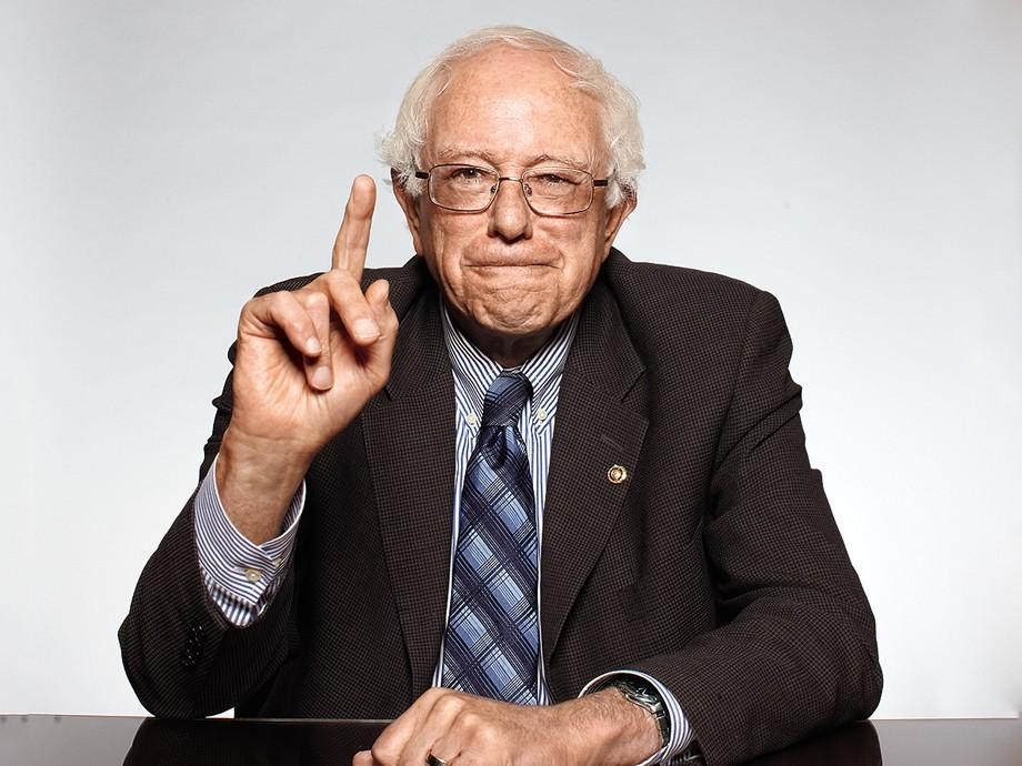 The November 2013 Playboy Interview With Bernie Sanders