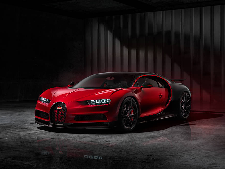 The Sexiest Ride on the Road? Driving Bugatti's  Million Chiron