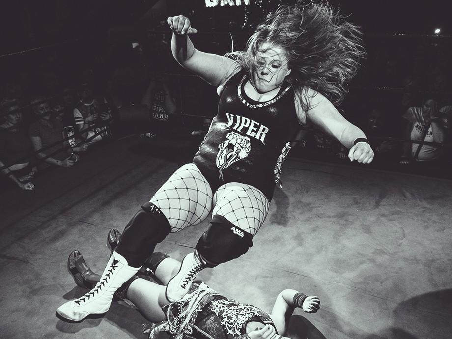 Don't Call It a Comeback: How a Gender Revolution Took Over Wrestling