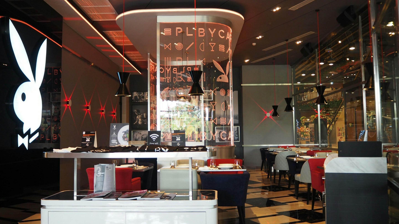 Playboy Café Bangkok