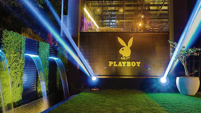 Playboy Beer Garden Hyderabad