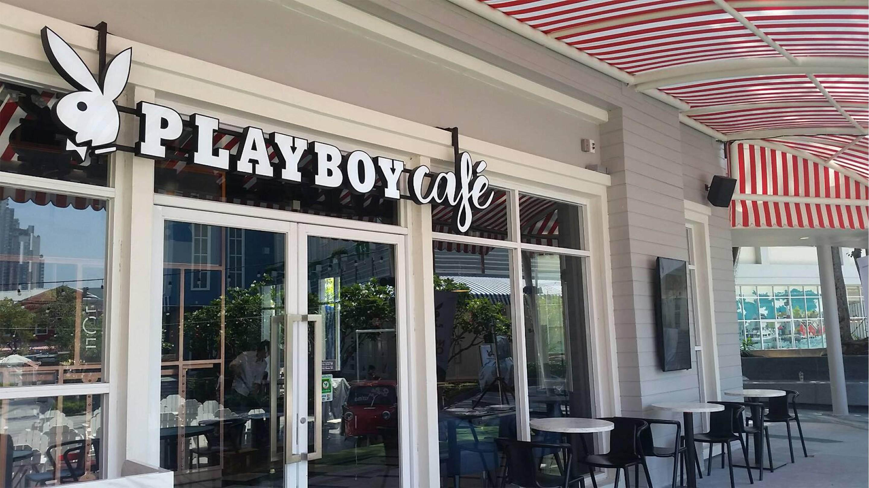Playboy Café Pattaya
