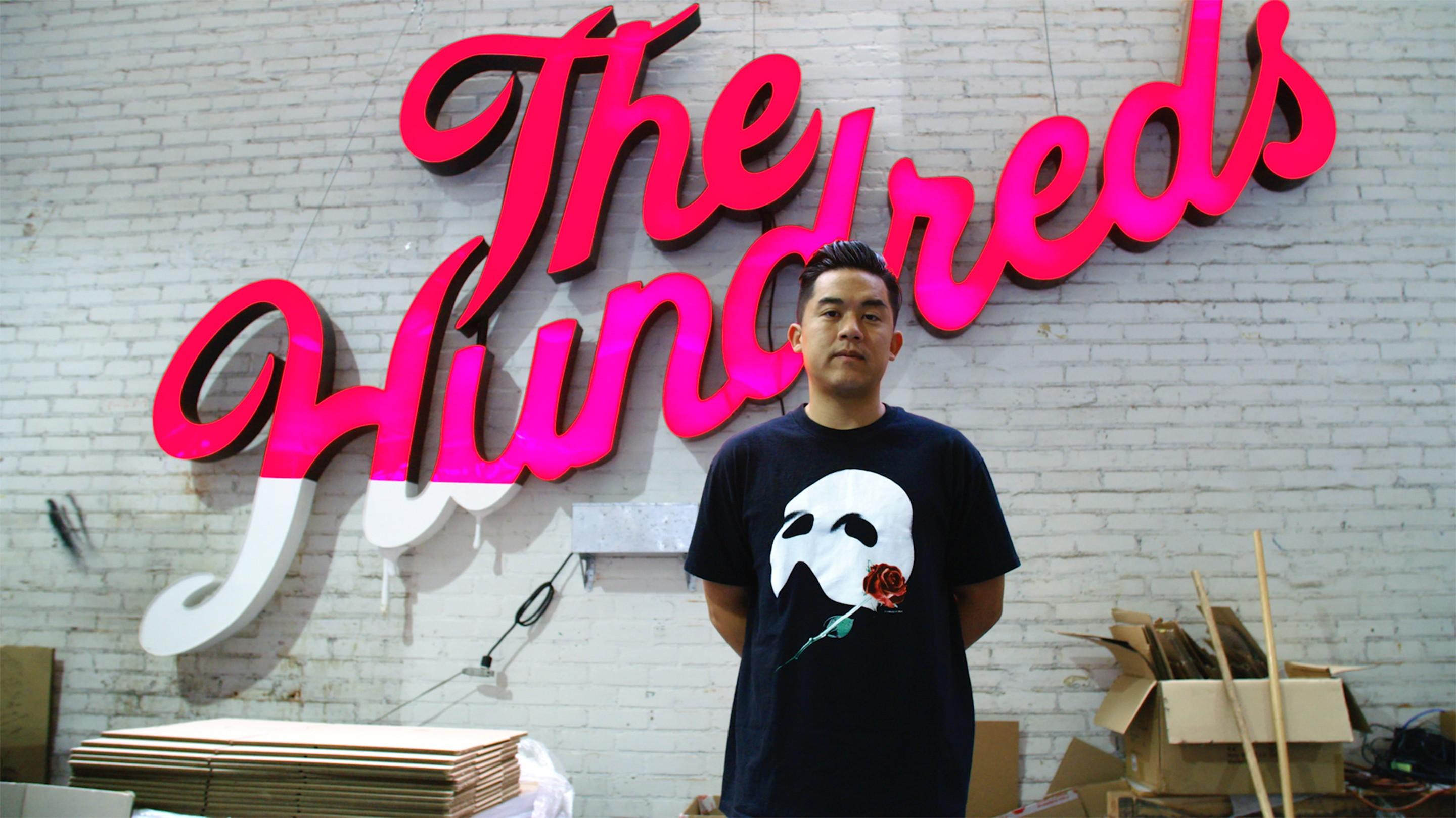 The Empire of Bobby Hundreds