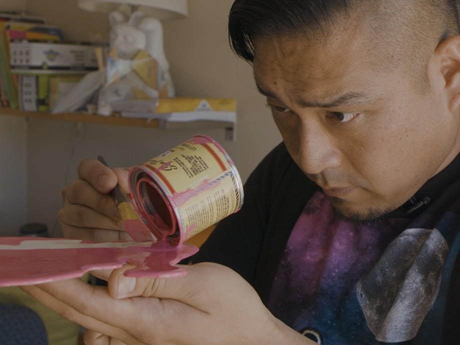 Inside the Colorful Mind of Artist Joe Suzuki