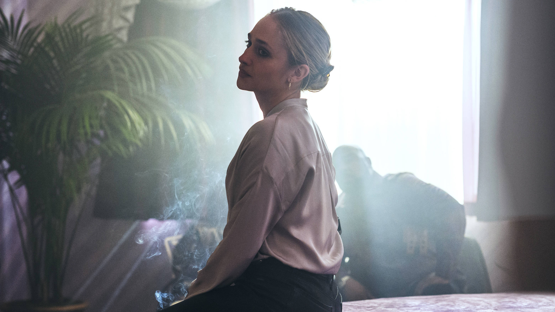Jemima Kirke in Netflix's Maniac