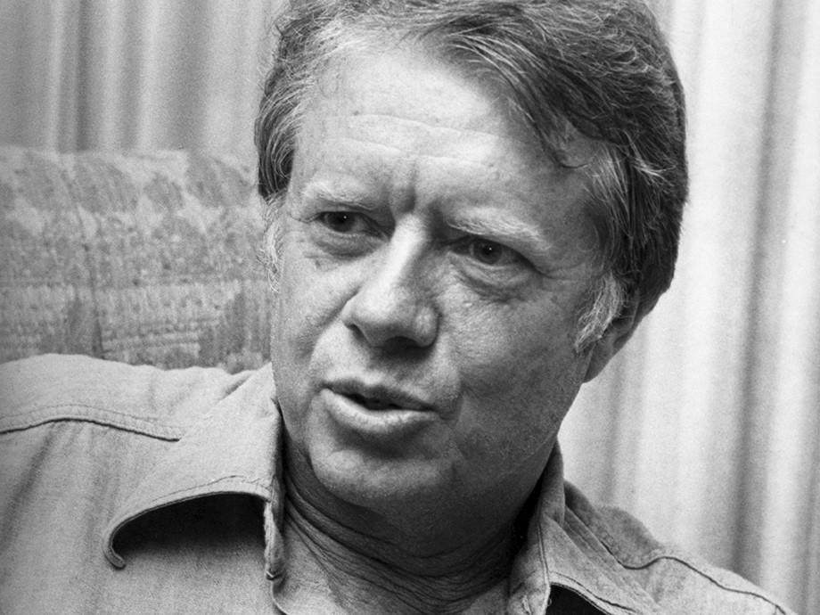 The November 1976 Playboy Interview With Jimmy Carter