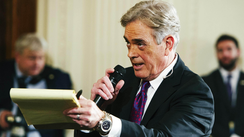 John Roberts Fox News White House Report Playboy Brian Karem