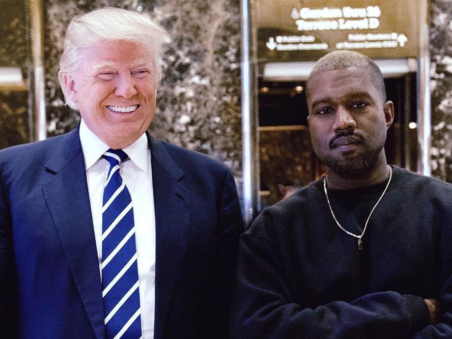 Kanye West's Trump Love Makes Total Sense