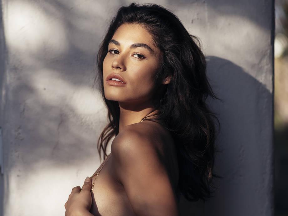 Divine Power Starring Playmate Lorena Medina