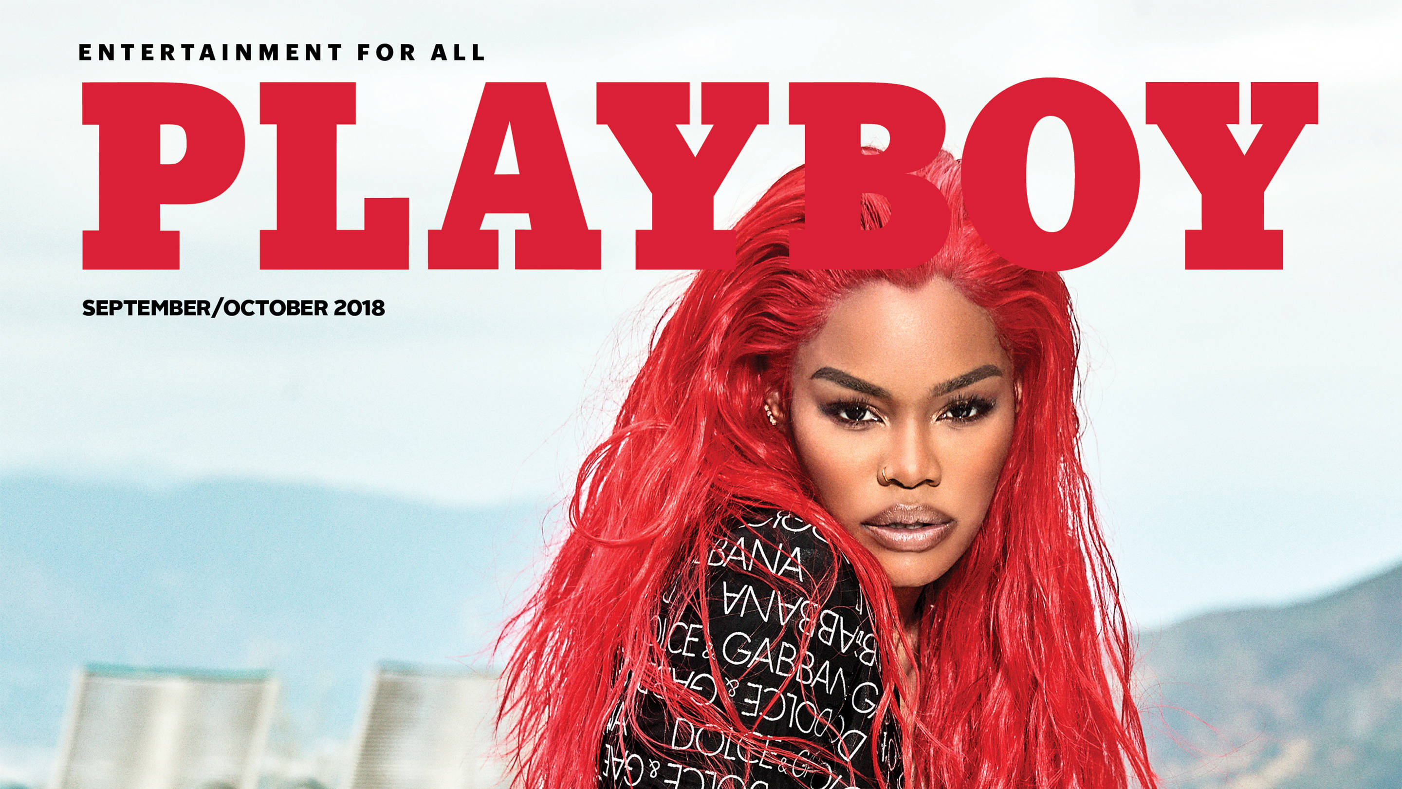 Teyana Taylor Playboy cover