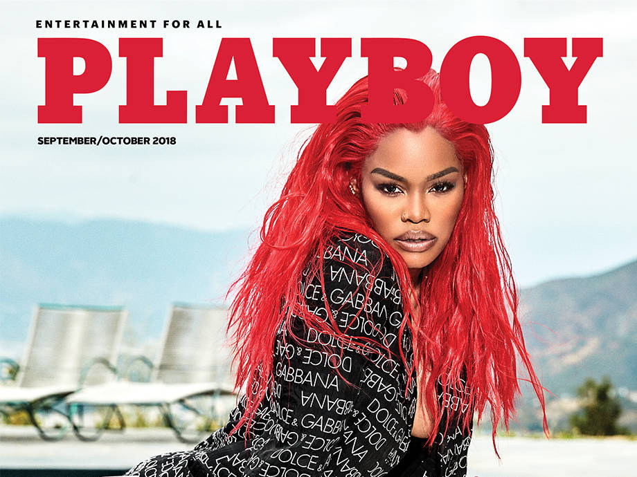 Teyana Taylor Graces Our Sept/Oct 2018 Issue: Get Your Copy Now