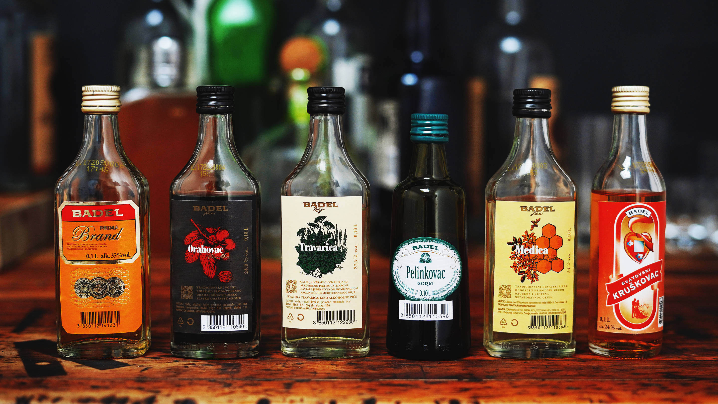 Croatia's Top Spirits, Ranked by Playboy