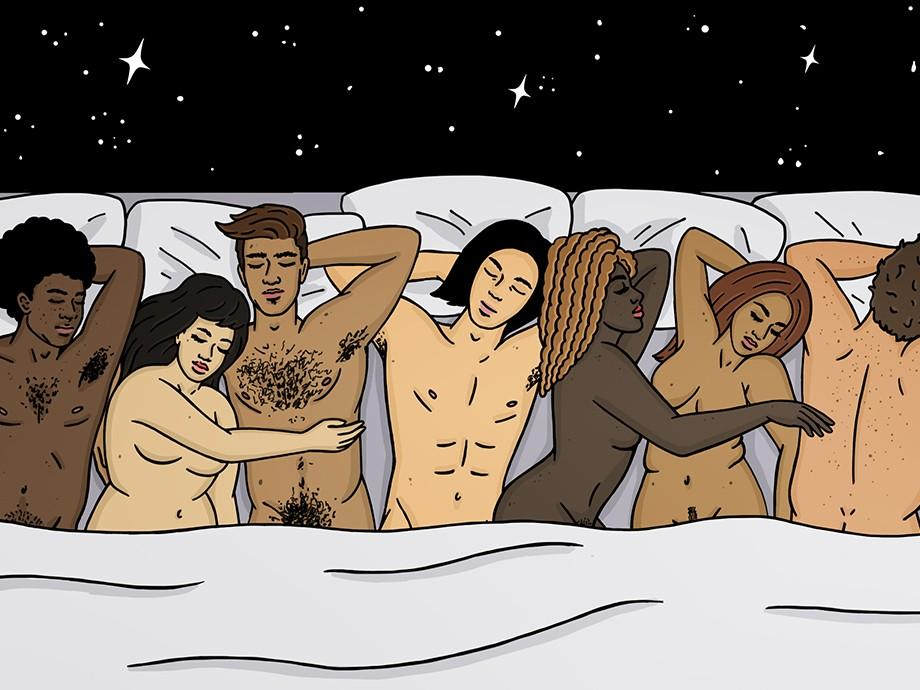 Intersectional Sex Will Make You Better in Bed