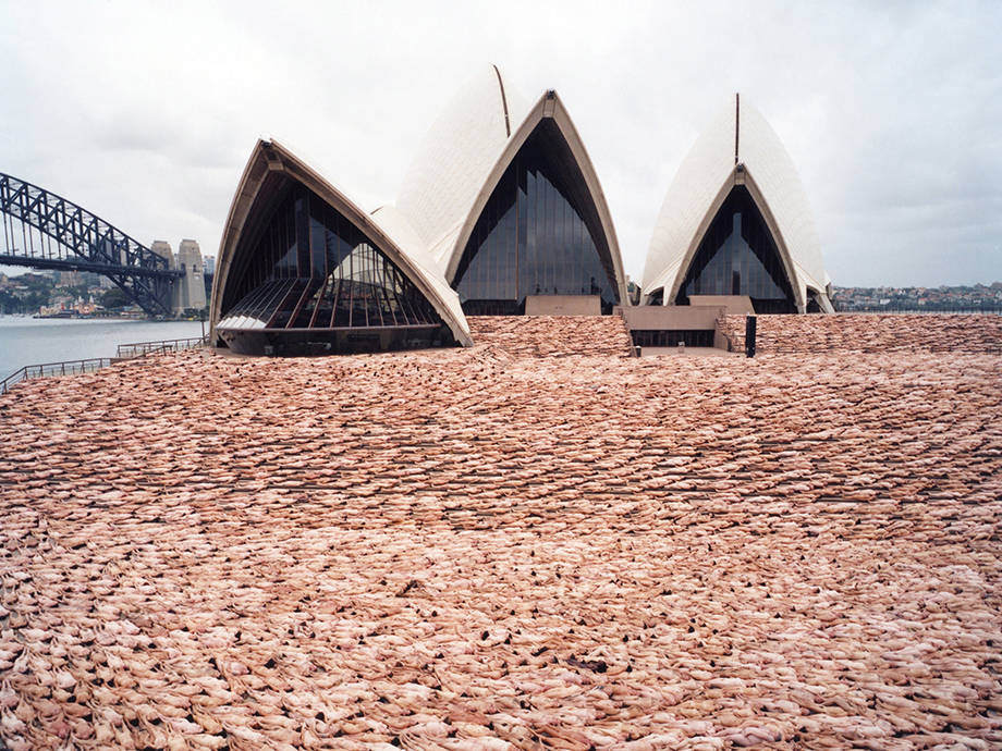 Artist Spencer Tunick Is Fighting For the Right to Get Naked