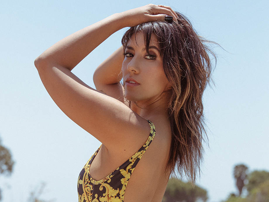 Out in the Hollywood Hills With Stephanie Beatriz
