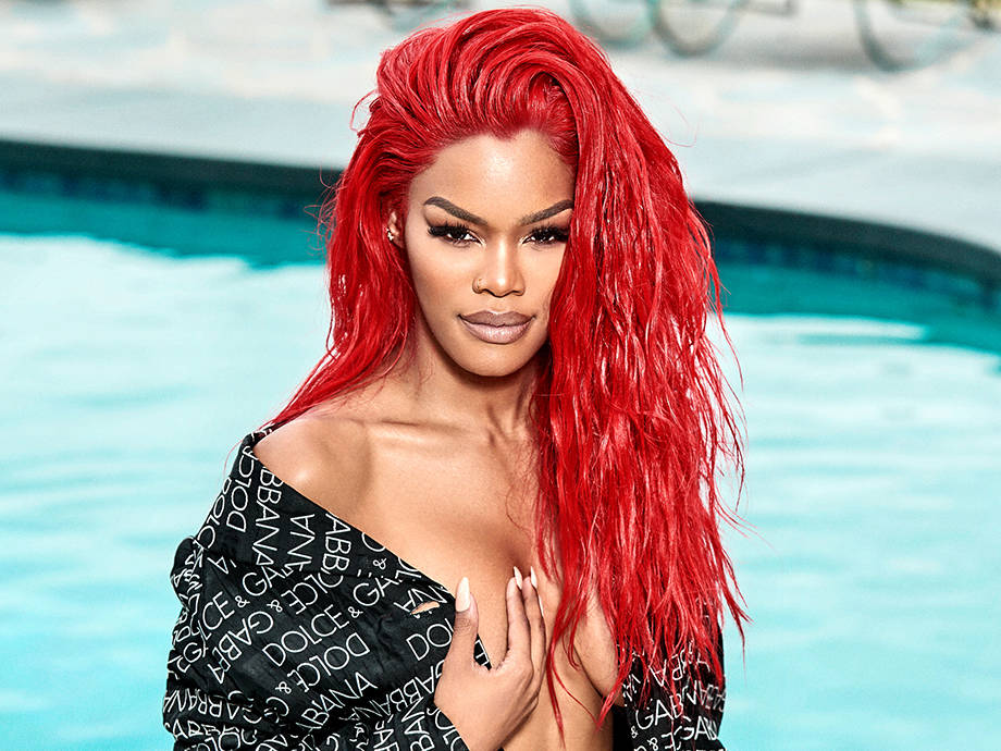 Ring the Alarm Starring Teyana Taylor