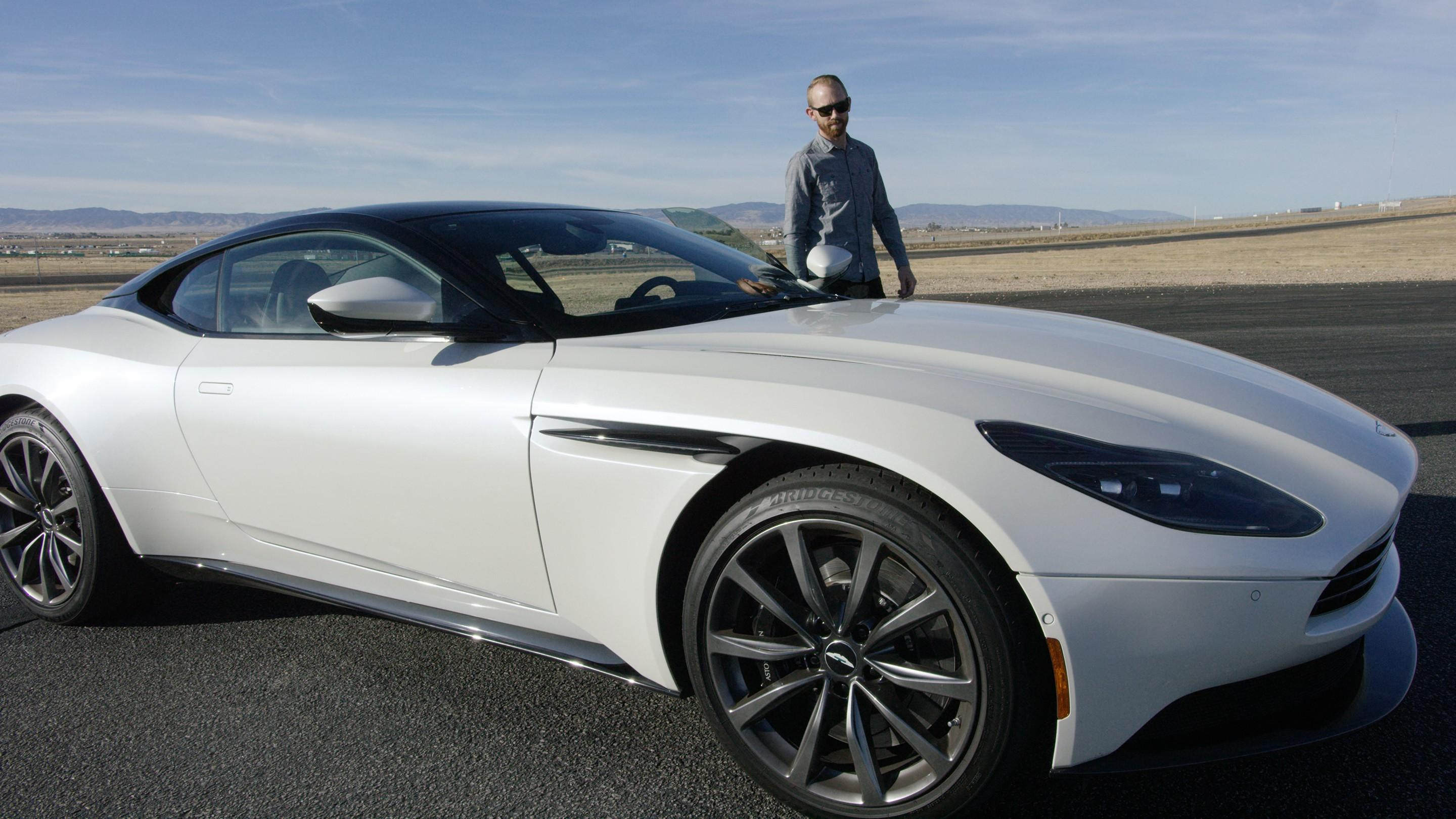 The 2018 Aston Martin DB11 Thrills