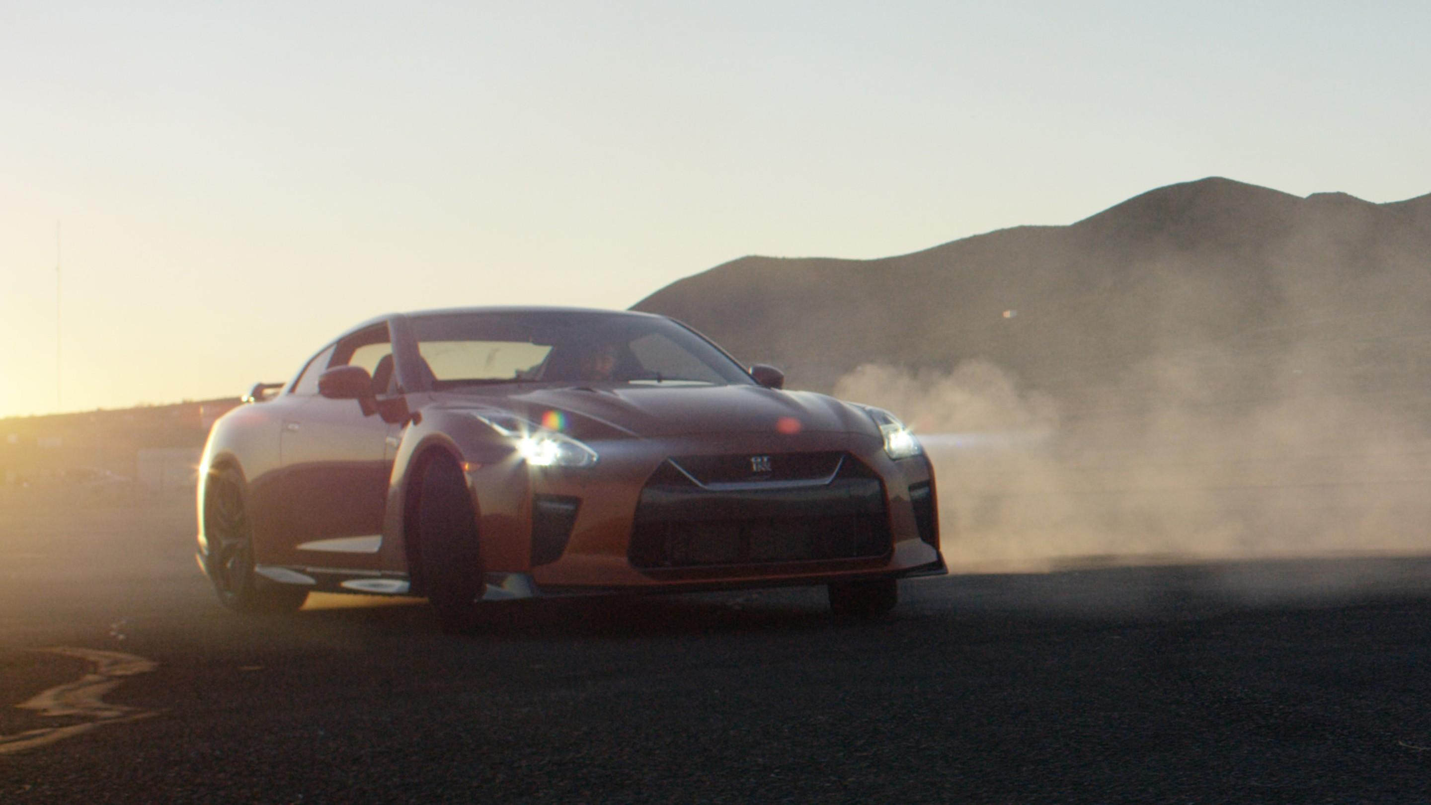 We Review the 2018 Nissan GTR