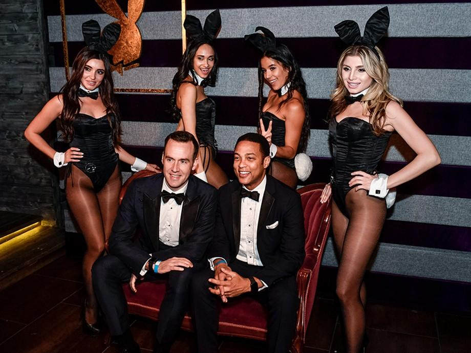 Inside Playboy's 2018 No Tie Party in Washington, D.C.