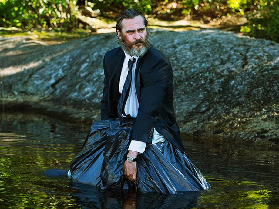 Joaquin Phoenix Dishes About Bad Scenes, 'Bratty' Moments and Shoving a Costar