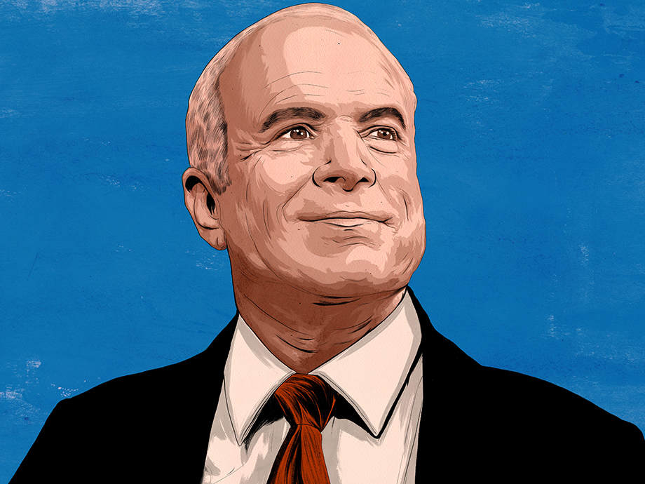 John McCain: Honorable Man, Respectable Politician, America's Maverick