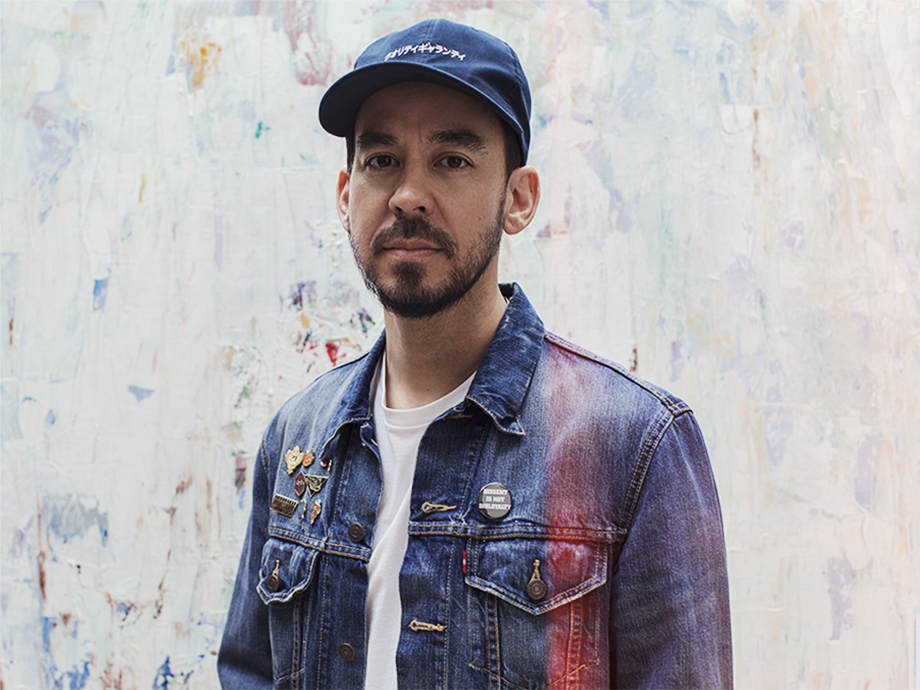 Mike Shinoda Moves Forward