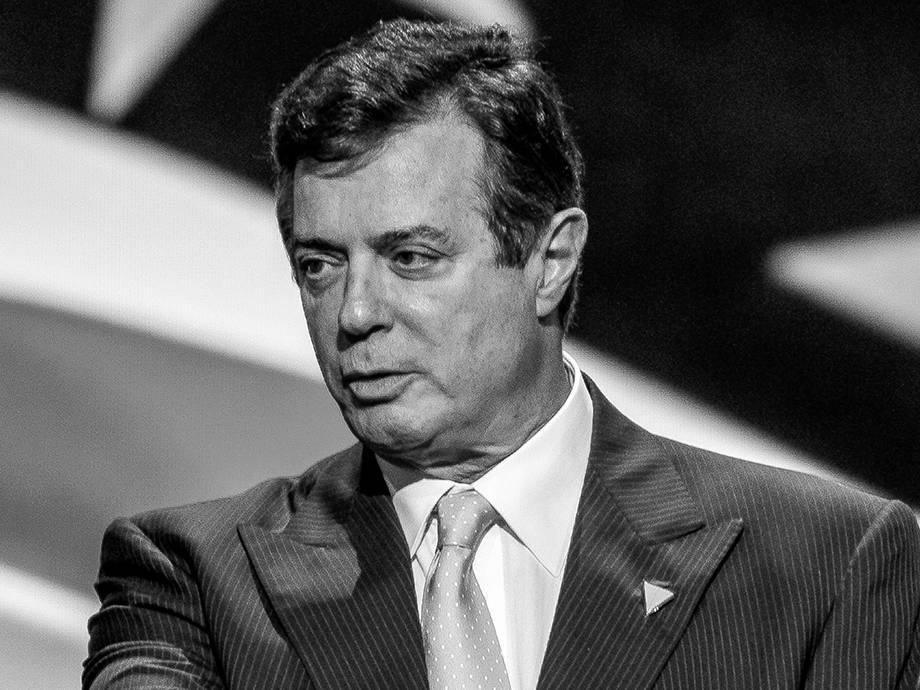 In the Unraveling of Paul Manafort, A Lesson on Surviving Swamps