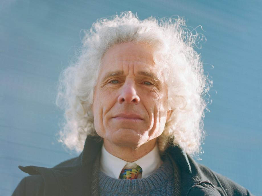 Playboy Profile: Steven Pinker and the Radical Case for Optimism