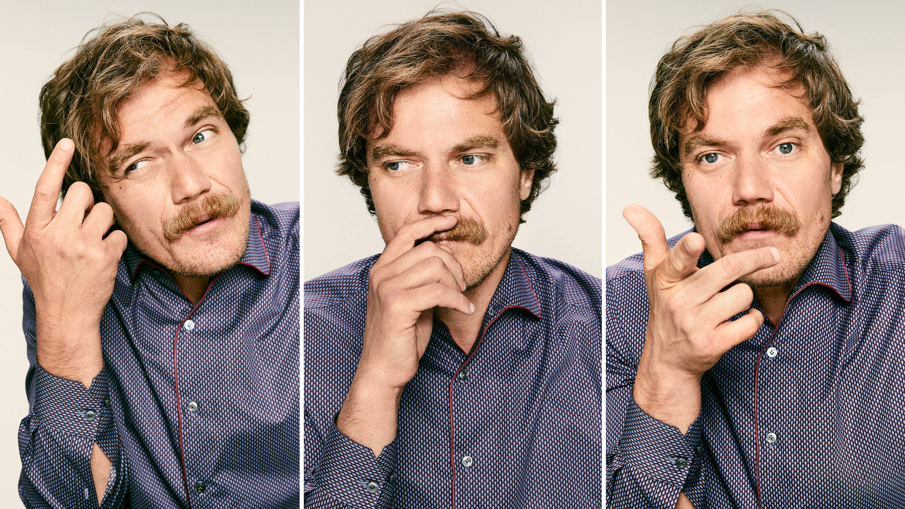 Michael Shannon Playboy Interview